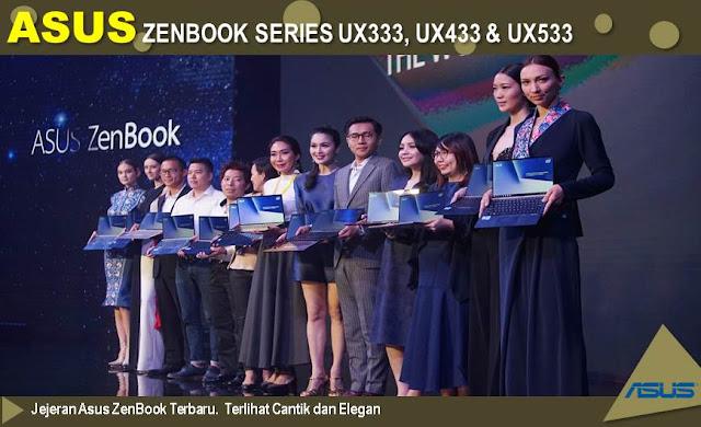ASUS ZenBook Series - Laptop Paling Ringkas di Dunia - Blog Mas Hendra