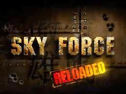 Game Sky Force dien thoai