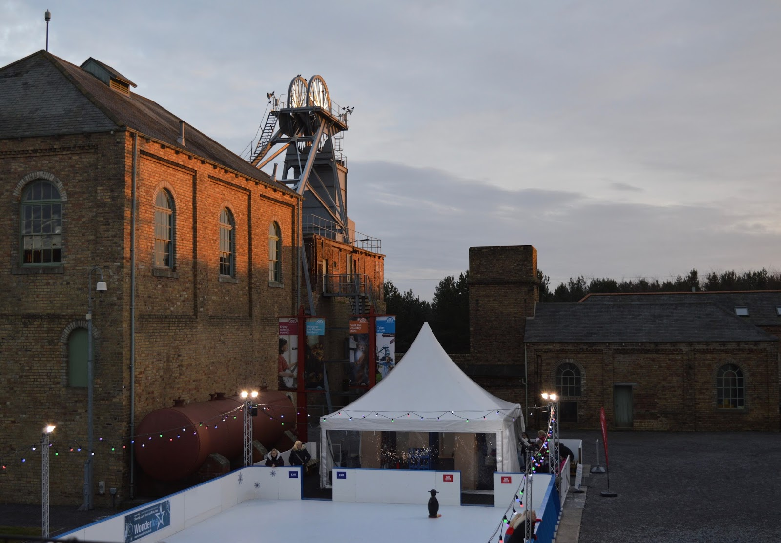 Frost of Forgetfulness | A FREE Winter Trail and activity at Woodhorn Museum in Northumberland (continues until 23rd December)