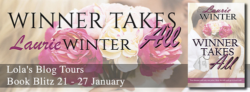 "BOOK BLITZ: ""Winner Takes All"" by Laurie Winter"