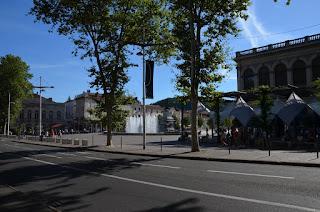 Cahors. El Boulevard Gambetta
