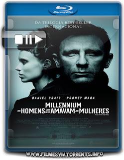 Millennium: Os Homens que Não Amavam as Mulheres Torrent - BluRay Rip 720p Dublado