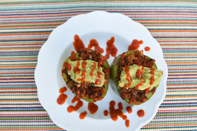 Stuffed Bell Peppers - The Queen in Between
