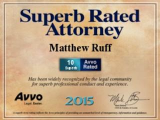 Matthew Ruff, Torrance DUI Attorney