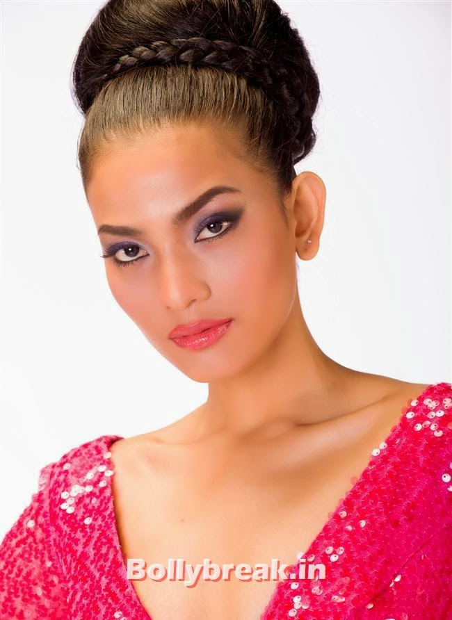 Miss Vietnam, Miss Universe 2013 Contestant Pics