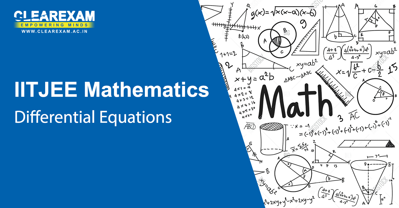 IIT JEE Mathematics Differential Equations