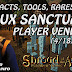 Lux Sanctuary, 10 Player Vendors Found (4/18/2017) 💰 Shroud Of The Avatar (Market Watch)