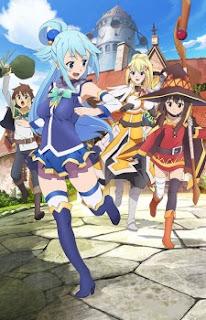 Top 10 Anime Bersetting Dunia Lain [Japan Poll]