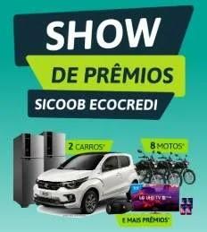 Promoção Sicoob e Ecocred 2019 Show de Prêmios - Participar