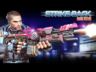 Strike Back Elite Force New FPS Apk Full terbaru