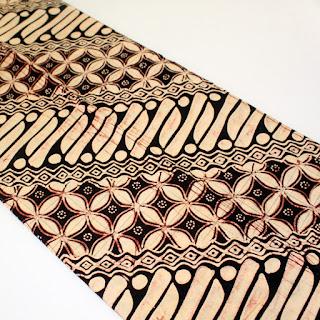 Batik Tulis Motif Parang Kawung