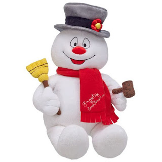 Frosty the Snowman Plush Toy