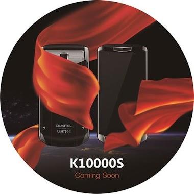 شركة #Oukitel تعلن عن الهاتف K10000S ببطارية ضخمة