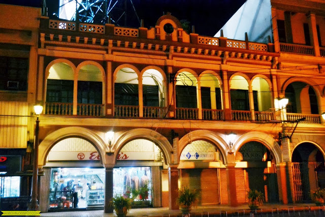Renovated 1913 Alba Divinagracia building