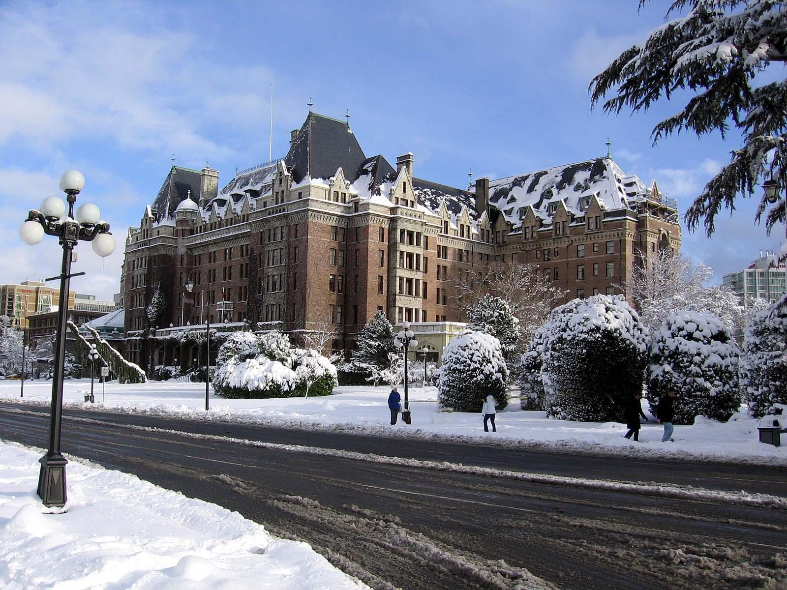 Victoria Weather Climate December 2015