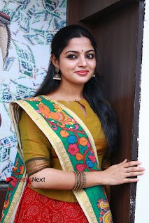 Actress Nikhila Vimal Stills at Panjumittai Audio & Trailer Launch  0005.jpg