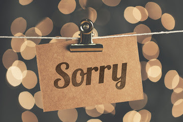 maaf dan ikhlaskan