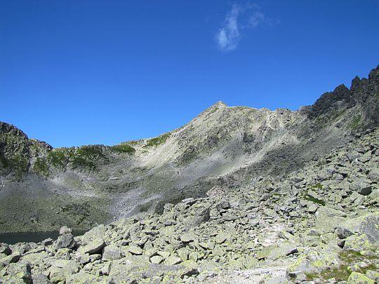 Furkot (słow. Furkotský štít, węg. Furkota-csúcs, niem. Furkotaspitze; 2404 m n.p.m.).