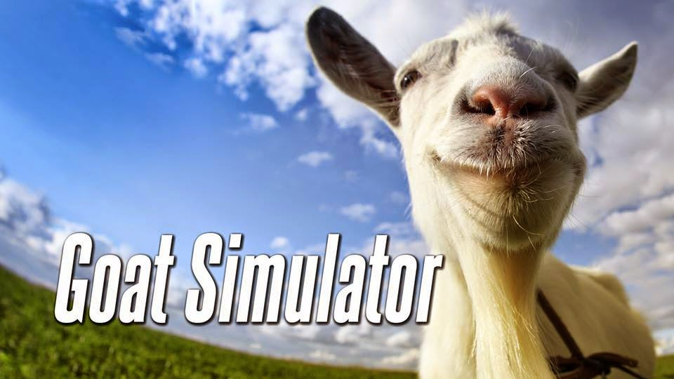 Goat Simulator (Video Game), PC Highly Compressed, RIP
