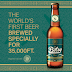 Cathay Pacific Set to Launch Betsy Beer, Brewed Specifically for Mid-Flight Drinking
