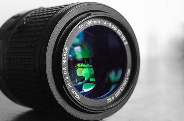 Nikon D850 lance