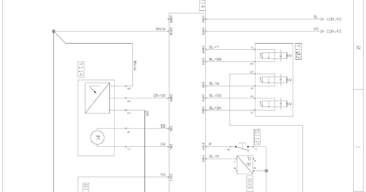 Wiring diagrams Renault Trucks T EURO VI