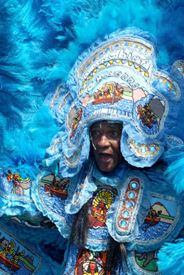 Timeless Festival Traditions in New Orleans: Mardi Gras Indians