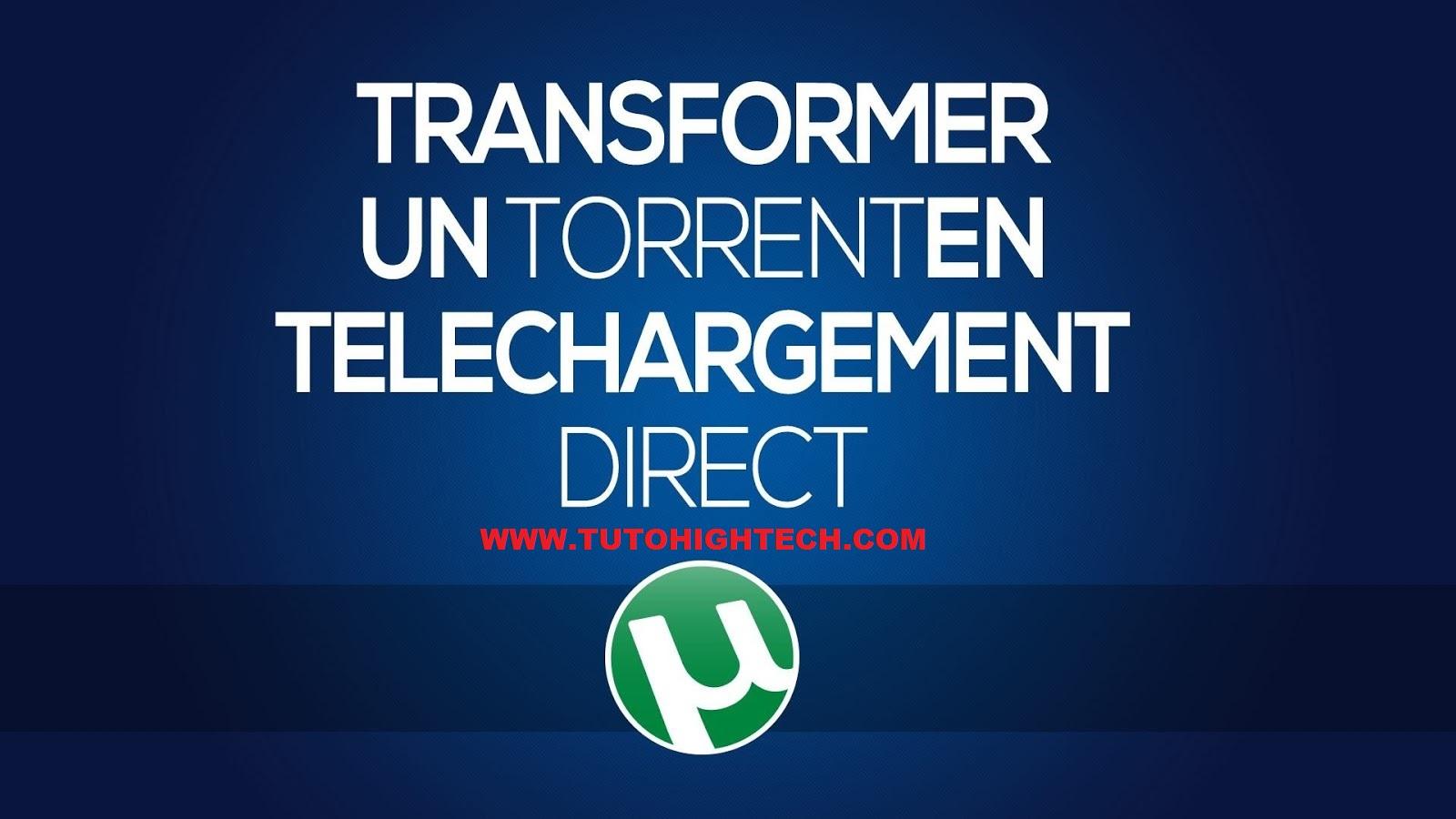 Télécharger Torrents Avec IDM - Lien Direct