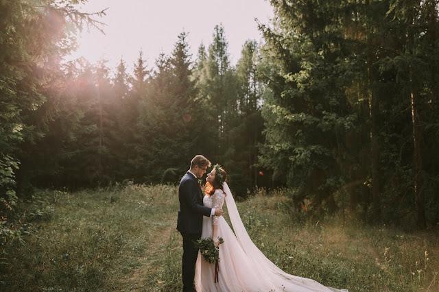 Byla Nase Svatba Minimalisticka Za Malem