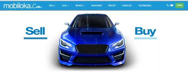 Klik Dijual Mobil Baru Murah Via Mobiloka.com dan Temukan Mobil Idaman Anda!