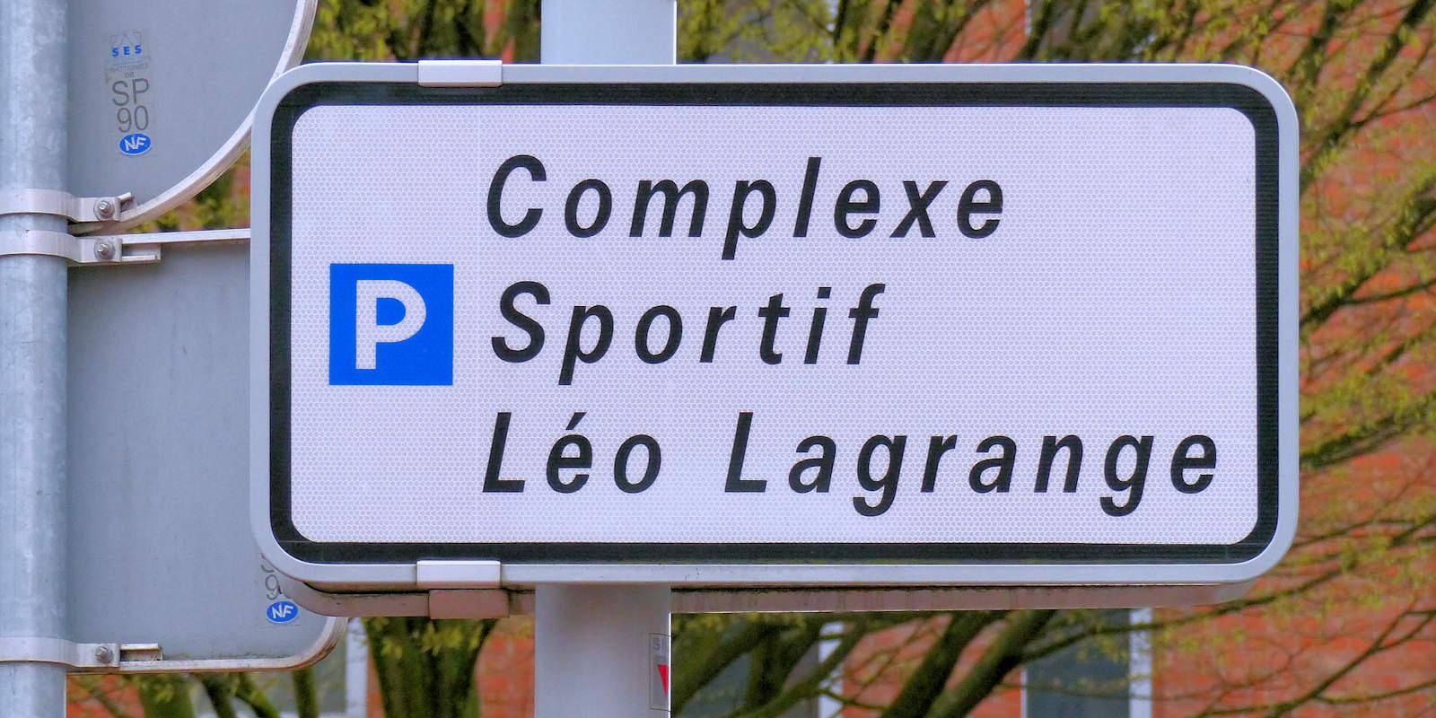 Parking Léo Lagrange Tourcoing