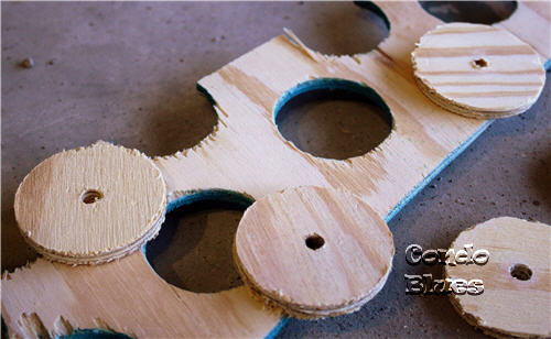 wood scrap DIY projects