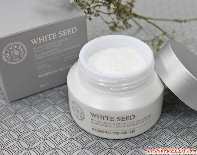 Top 3 cream, the face shop, thefaceshop, The Therapy Moisture Blending Cream, White Seed Blanclouding White Moisture Cream,  Chia Seed Moisture Recharge Cream, thefaceshop malaysia