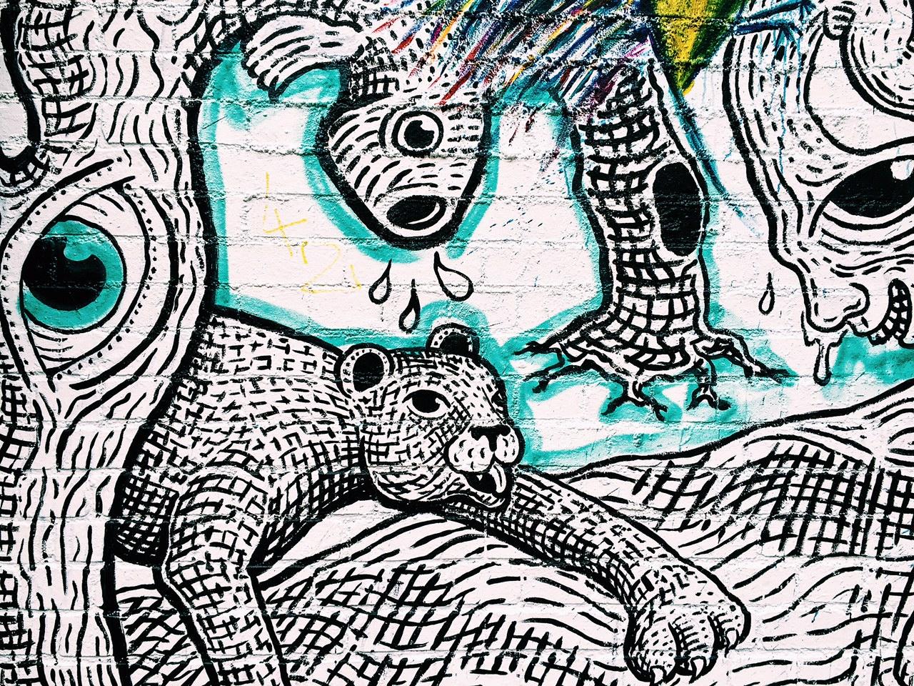 London-Wall-Art-Kings-Cross-Canal