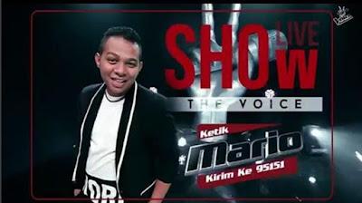Biodata Mario G Klau Juara The Voice Indoonesia 2016