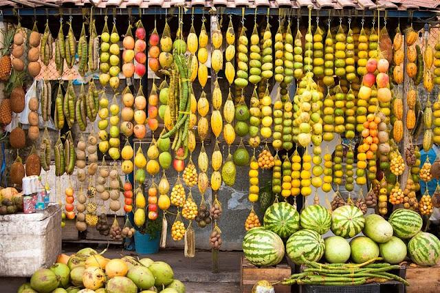 Trái cây đặc biệt ở Amazon