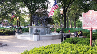 First Stop on 2015 Summer Walking Tour Series Explores the History of the Morristown Green