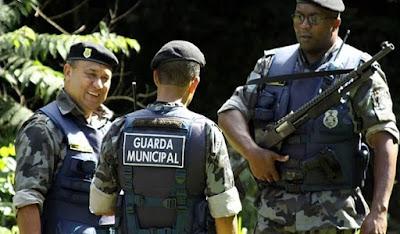 Guarda Municipal reforça policiamento nos bairros de Ponta Grossa (PR)