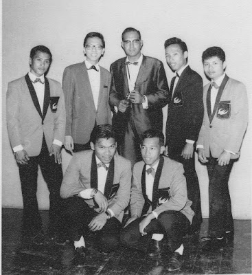 60s SWALLOWS - BEST 60S MALAY GUITAR GROUP