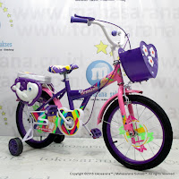16 Inch Erminio 2208 Dolphin Kids Bike