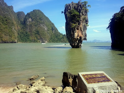 James Bond Island Tailândia