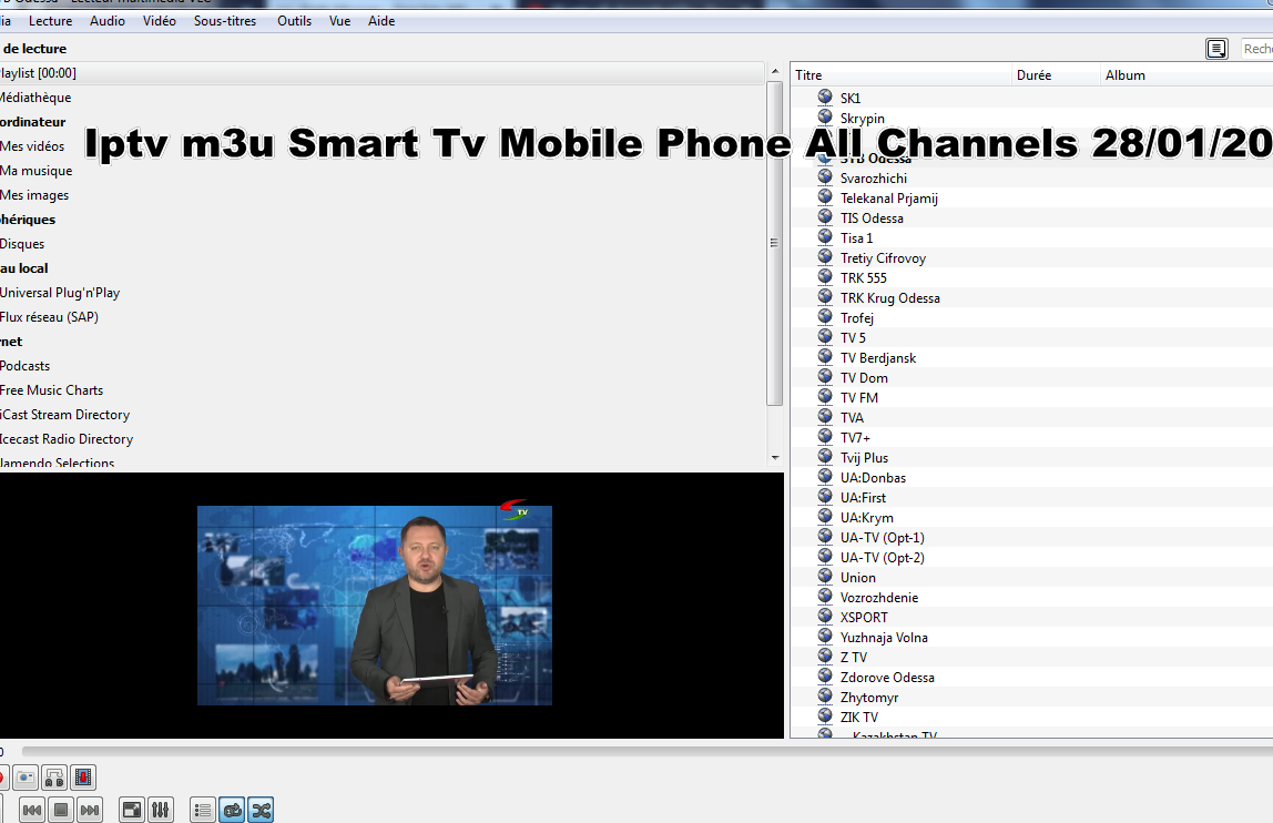 Iptv playlist smart tv free download arabic channels | IPTV