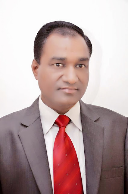 Dr Anand Bansal, MD at Sri Balaji Action Medical Institute