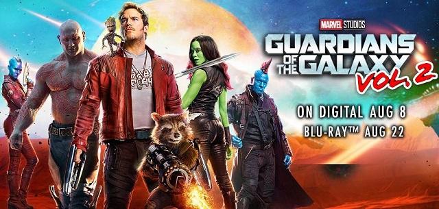 Guardians Of The Galaxy Vol 2 2017 Hindi ORG DD 5.1 Dual Audio 1080p 720p 480p BluRay Esub