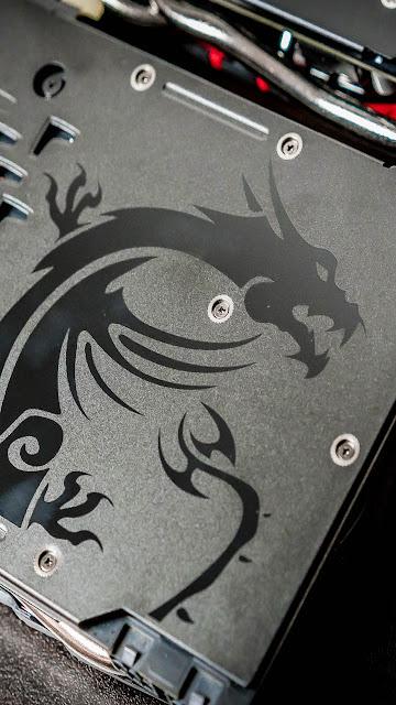 Placa de Video MSI GTX Gaming Wallpaper