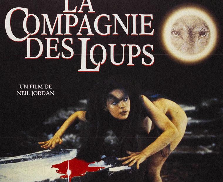Die Zeit der Wölfe (1984), Quelle: Ausschnitt Kinoplakat (Frankreich)