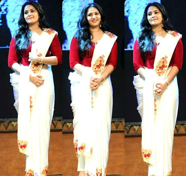Anushka Shetty @ BB2 Pre-relese event