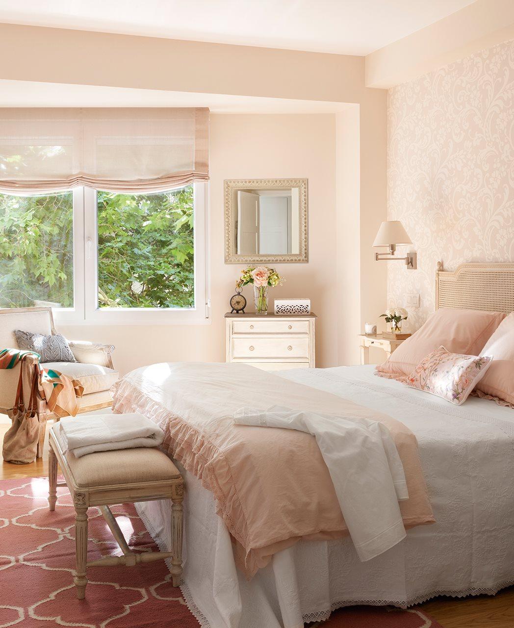 Mgc dise o de interiores el mueble - Papel para dormitorio ...