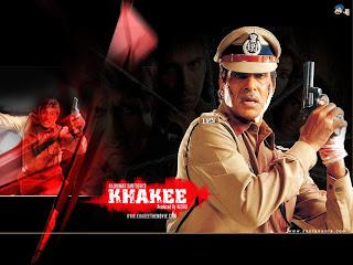 Amitabh Bachchan As Police Inspector
