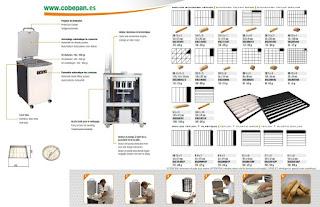 COBEPAN divisoras por rejillas catalogo opciones y medidas